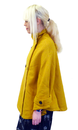 Flow SUPREMEBEING Retro Mod Sixties Womens Cape