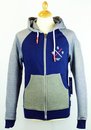 Build Valley Stripe SUPREMEBEING Retro Hooded Top