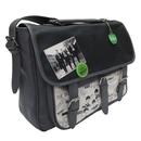 Beatles Graffiti DISASTER DESIGNS Retro Satchel