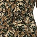 Hetty TRAFFIC PEOPLE Retro 70s Floral Jumpsuit