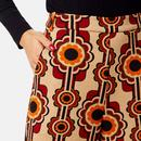 TRAFFIC PEOPLE Corrie Bratter 60s Flared Trousers