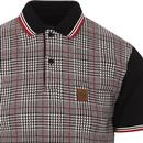 TROJAN RECORDS Mod Prince of Wales Panel Polo B