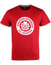 weekend offender northern soul all nighter tee red