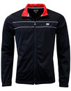 Bain WEEKEND OFFENDER Retro Casuals Track Jacket