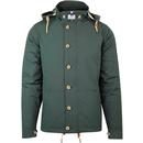 Brook WEEKEND OFFENDER Mod Quilted Hooded Jacket S