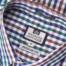 Parker WEEKEND OFFENDER Mod Shirt In Autumn Check