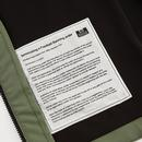 Stipe WEEKEND OFFENDER Hooded Softshell Jacket GC