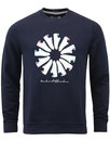 weekend offender trainer wheel 1980s casuals sweat