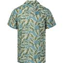 Palm Leaf WEEKEND OFFENDER 70s Hawaiian Shirt