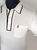 'The Earl' - Mod Mens Polo by Original Penguin (W)