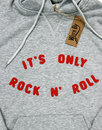 It's Only Rock N' Roll WORN BY Retro 1970s Hoodie