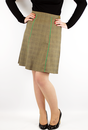 WOW TO GO RETRO 70s MOD A-LINE SKIRT BILLY