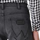 Larston WRANGLER Retro Slim Tapered Jeans (Silver)