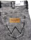 Larston WRANGLER Slim Tapered Jeans SNOW FLAKE