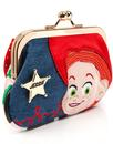 yeehaw irregular choice toy story denim purse