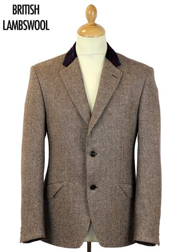 Tribunes 1 LIKE NO OTHER 60s Mod Brit Cloth Blazer