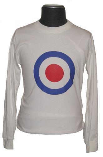 'Loon' - Keith Moon Style Sixties Mod Shirt