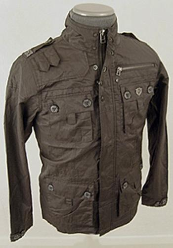 'Shambala' - Mens Retro Indie FLY53 Jacket