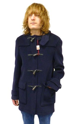 BARACUTA Mens Mod Made in England Duffle Coat (N)