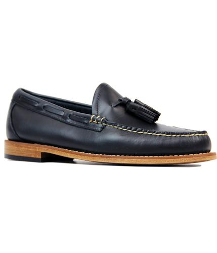 Larkin Pull Up BASS WEEJUNS Mod Leather Loafers