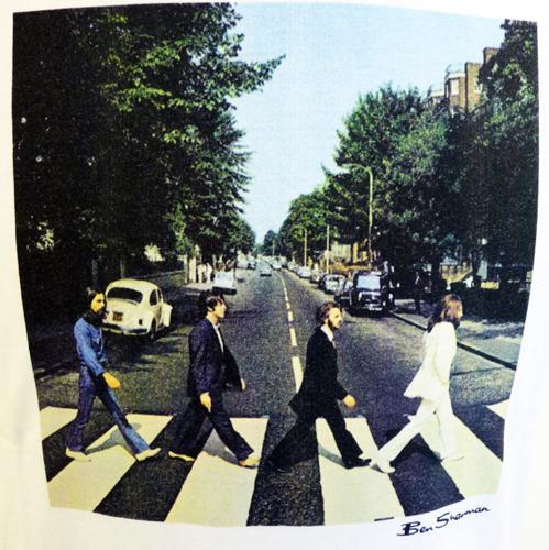 Ben Sherman Beatles T-Shirt