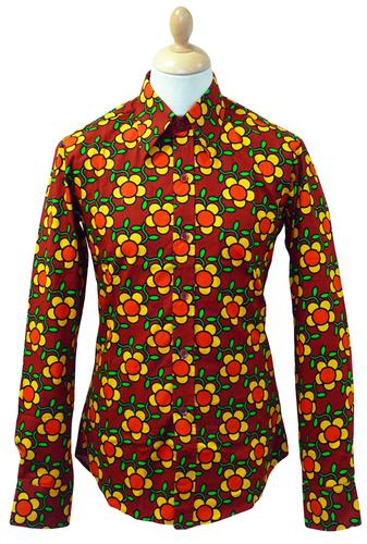Psychedelic Flower Sweatshirt lTUPX