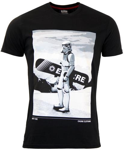 CHUNK Star Wars Snow Trooper Retro T-Shirt