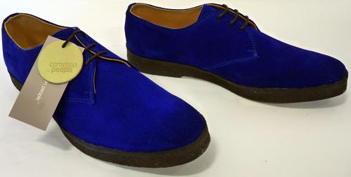 Beatles Blue Suede Shoes