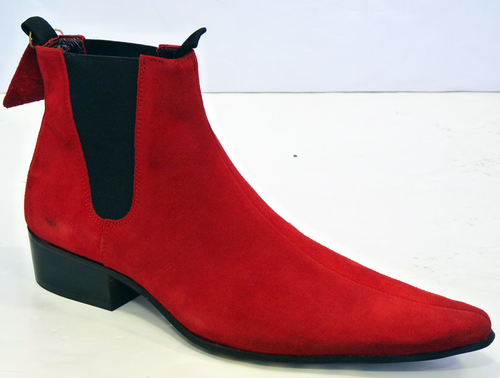 Find mens red chelsea boots at ShopStyle. Shop the latest collection of mens red chelsea boots from the most popular stores - all in one place.