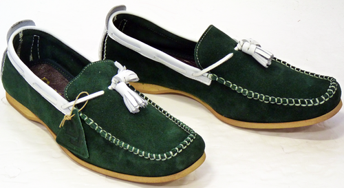 DELICIOUS JUNCTION La Scarpa PAOLO H Mod Loafers G