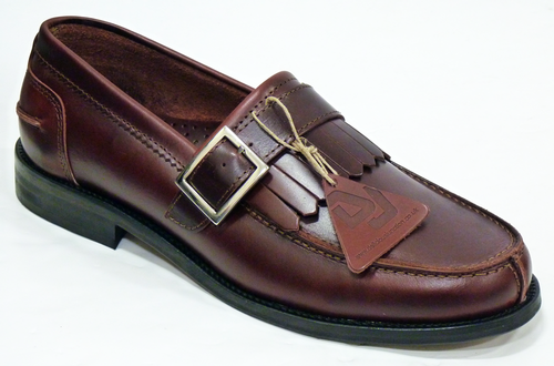 cc6c8ac679119 The Stanhope Loafers | DELICIOUS JUNCTION Retro 60s Mod Fringe Shoes