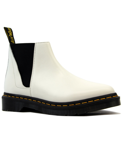DR MARTENS Bianca Smooth Leather Mod