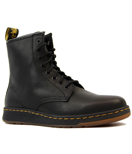 Newton DR MARTENS Retro Mod Leather 8 Eyelet Boots
