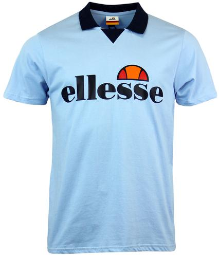 Sarzana ELLESSE Retro Seventies Football T-Shirt