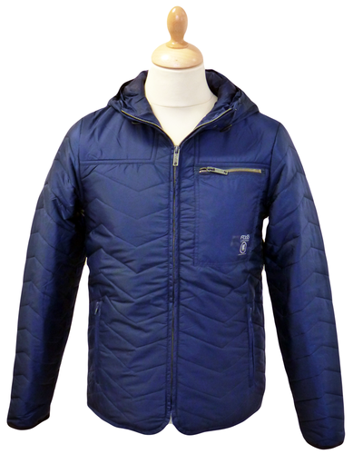 Foglight FLY53 Mens Retro Quilted Indie Ski Jacket