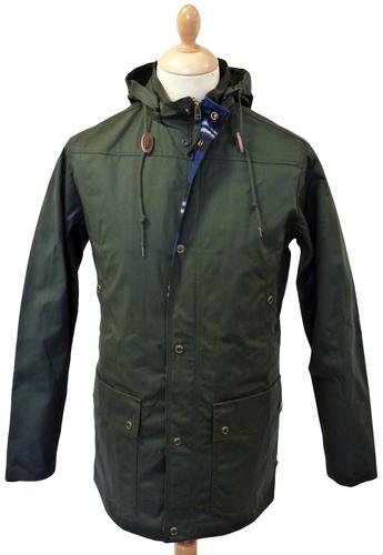 Wax Parka Coat - Hazard Golf Clothing