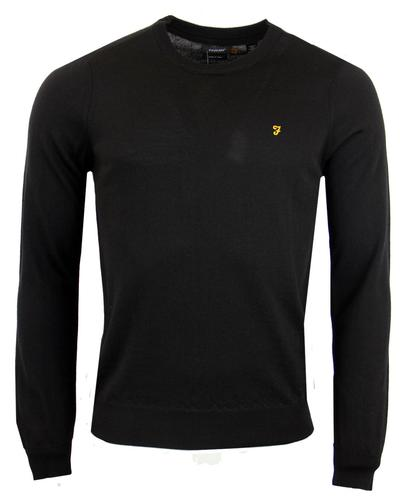 Mullen FARAH Retro Crew Neck Men's Sweater