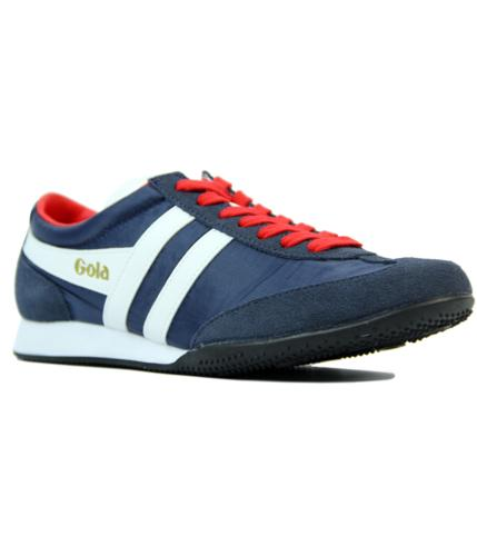 GOLA Wasp Original 70s Retro Indie Mens Trainers
