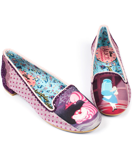 Here's A Riddle IRREGULAR CHOICE Womens Flats