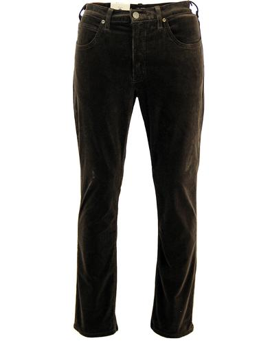 LEE Brooklyn Straight Retro Mod Cord Trousers (C)