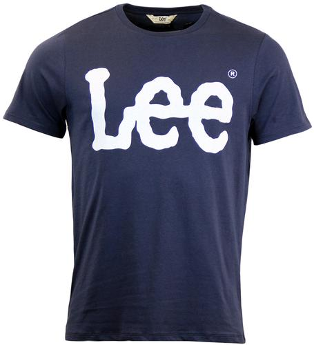 LEE JEANS Retro 70s Classic Logo Crew Neck T-shirt