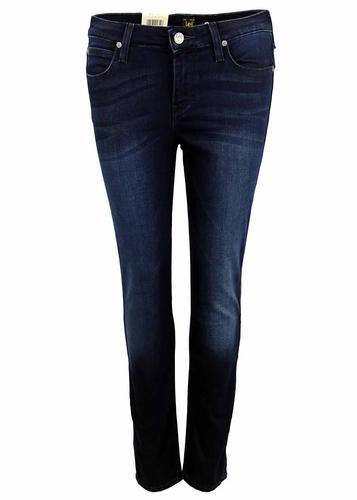 LEE JEANS SCARLETT WOMENS RETRO PITCH ROYAL