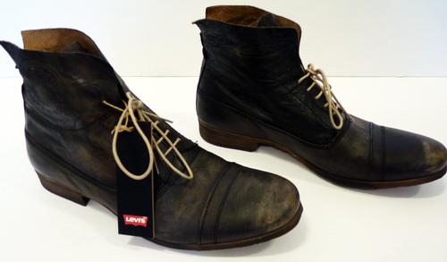 Levis Men Shoes Brawn