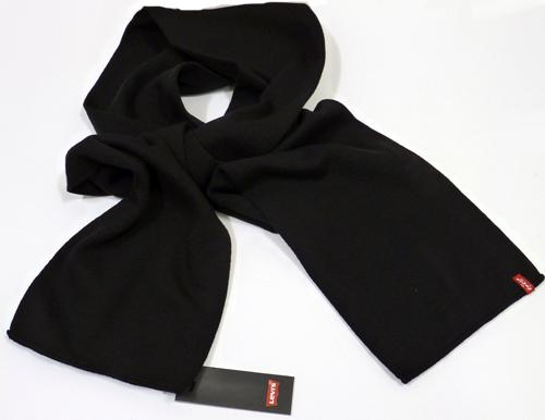 LEVI'S® 'Limit' Mens Retro Indie Classic Scarf (B)