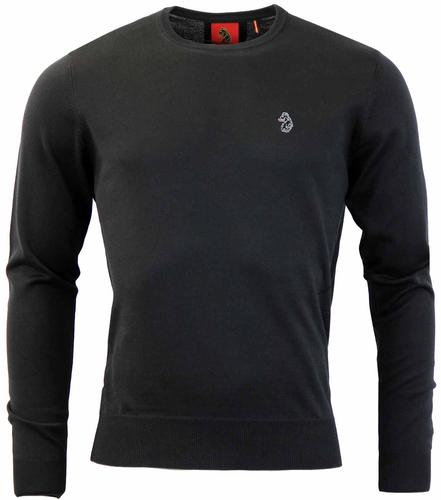 LUKE GERARD OTM CREW NECK RETRO MOD SWEATER
