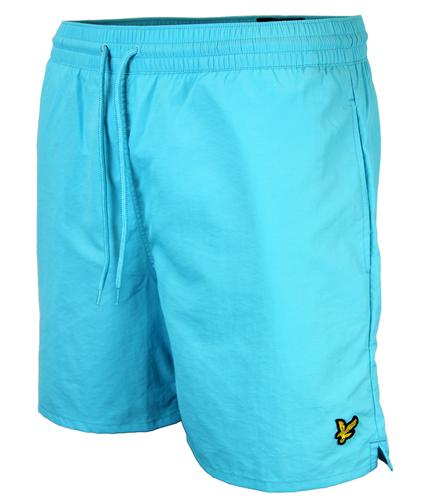 LYLE & SCOTT Retro Mod Plain Nylon Swim Shorts CO