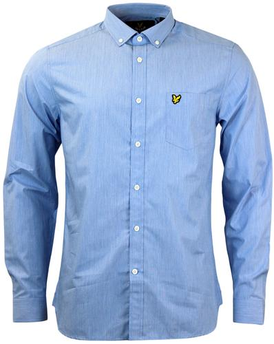 End On End LYLE & SCOTT Mod Button Down Shirt