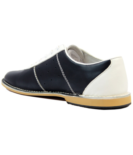 MADCAP ENGLAND MOD NORTHERN SOUL BOWLING SHOES