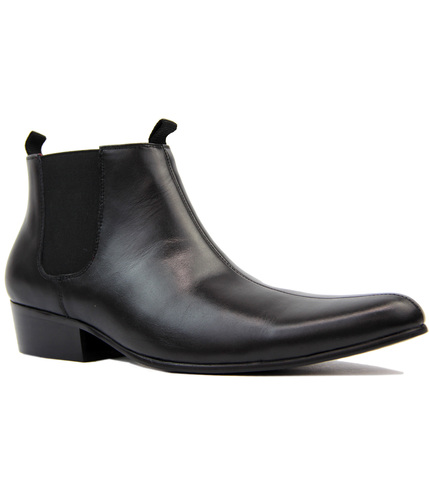 MADCAP ENGLAND RETRO MOD CHELSEA BOOTS LIGHTFOOT