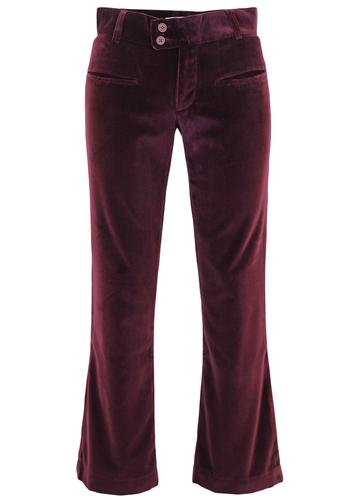 Velvet Breed Retro 60s MADCAP ENGLAND Trousers (W)